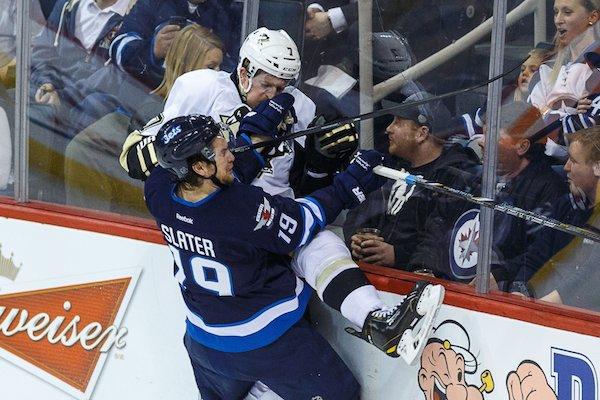Jim Slater - Winnipeg Jets