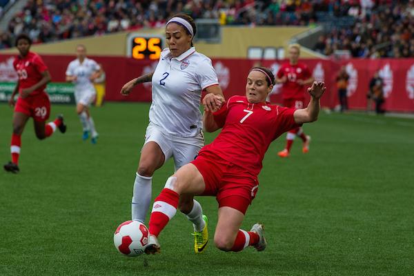 Canada - U.S. Soccer