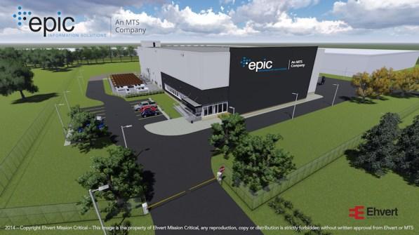 EPIC Data Centre