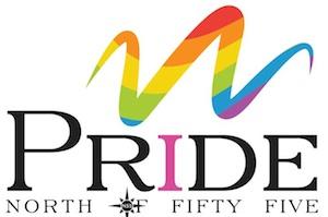 Pride North of 55