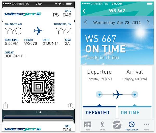 WestJet App
