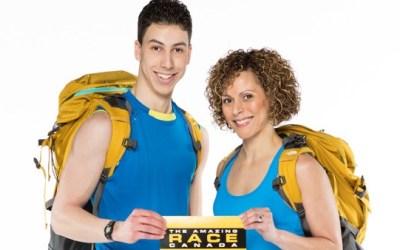 Winnipeg Mother-Son Duo Eliminated on 'Amazing Race Canada'