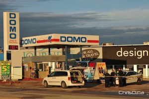 Domo Gas Bar Shooting