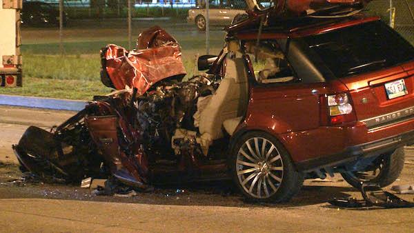 Kenaston Boulevard Crash