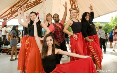 Salsa Sundays Serve Up Live Music, Dancing