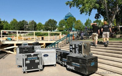 Prairie Barge Fest Coming Together