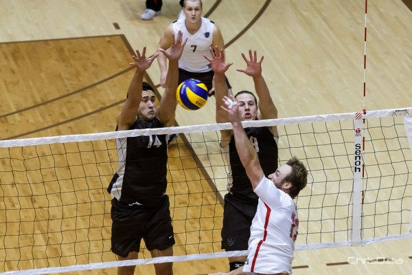 U of M Bison Men's Volleyball