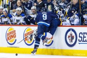 Evander Kane - Winnipeg Jets