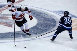 Toby Enstrom - Winnipeg Jets