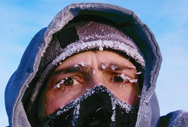 Winter Snow Mask