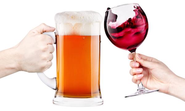 Beer - Wine