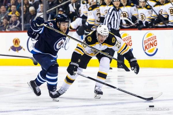 Grant Clitsome - Winnipeg Jets