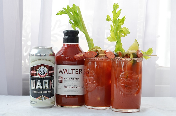 Mouth-on-Fire Caesar