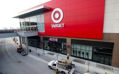 Target Canada Announces 16 Closures Next Week as it Winds Up Operations