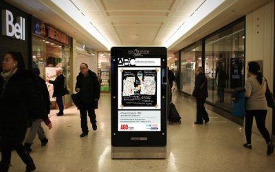 WAG, Kildonan Place Partner for Mall Network Arts Initiative