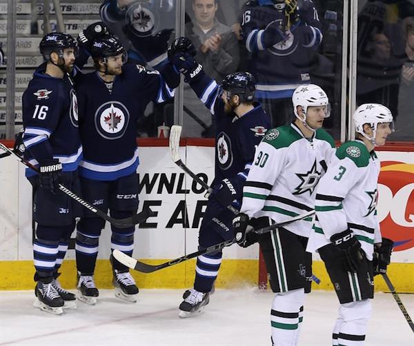Winnipeg Jets - Dallas Stars
