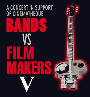 Bands vs. Filmmakers