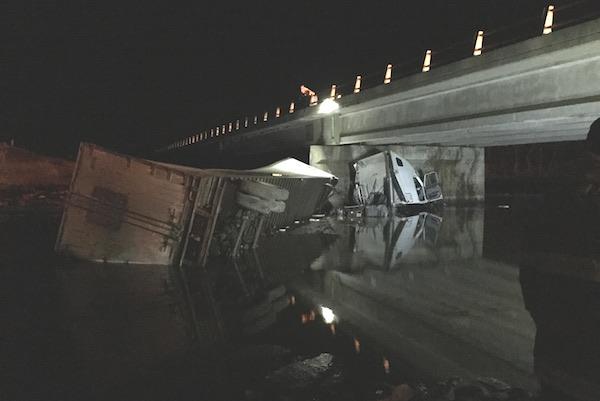 Grand Valley Bridge Crash
