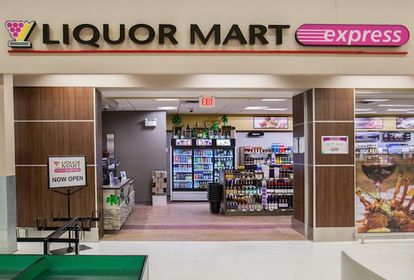 Liquor Mart Express