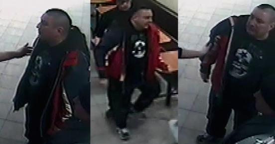 Regent Avenue Assault Suspect