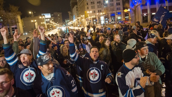 Winnipeg Jets Fans