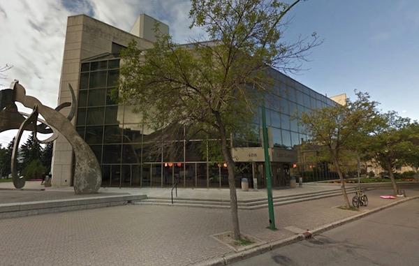Winnipeg Law Courts