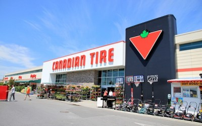 Canadian Tire Buys Former Target at Grant Park