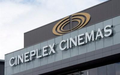Two Winnipeg Cineplex Locations Reopening on Saturday