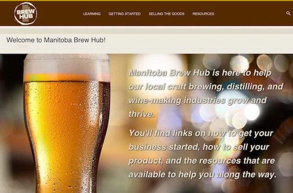 Manitoba Brew Hub