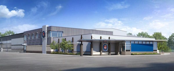 MTS Iceplex Expansion