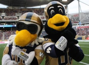 Buzz and Boomer