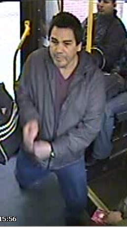 Bus Suspect