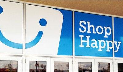 Kildonan Place Wins for 'Shop Happy' Ad Campaign