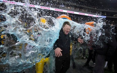 Lynch's Late Touchdown Rallies Eskimos to 26-20 Grey Cup Victory Over Redblacks