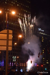 Grey Cup Fireworks