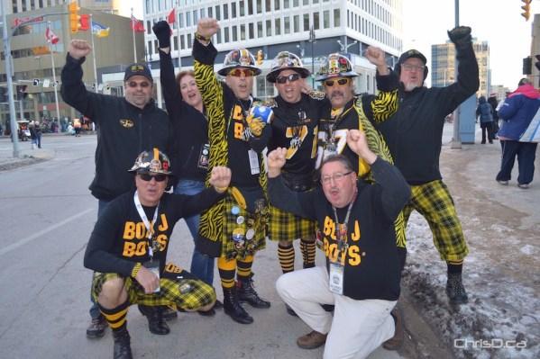 Hamilton Tiger-Cats Fans