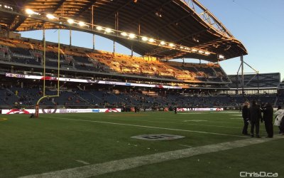 Blue Bombers Lose to Montreal 22-14, Offence Suffers Dismal Opener