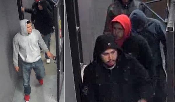 Portage la Prairie Robbery Suspects