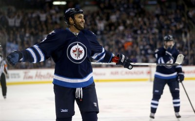 Jets Sign Byfuglien to Five-Year Extension Deal