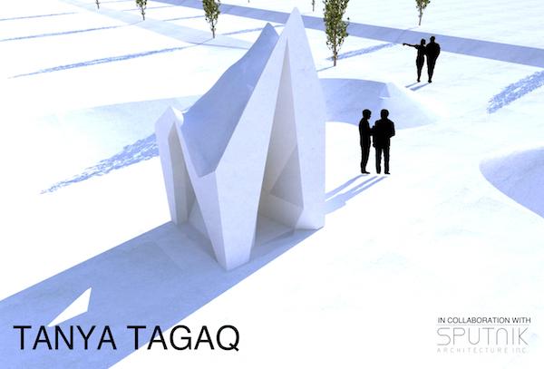 Tanya Tagaq Warming Hut