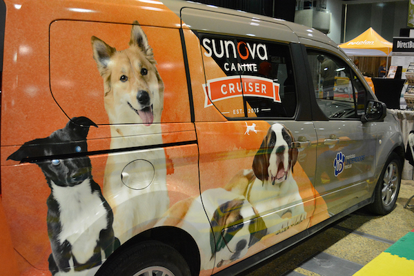 Sunova Canine Cruiser