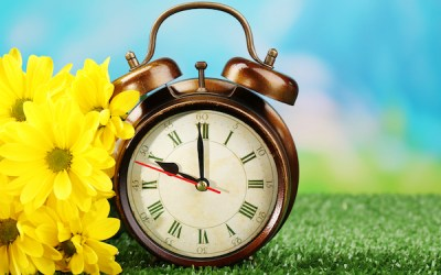 Daylight Saving Time Returns Sunday as Clocks 'Spring' Forward