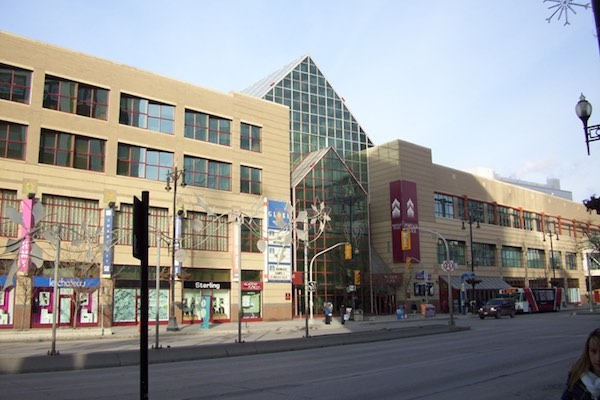Portage Place Shopping Centre