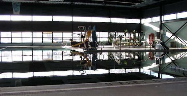 St. James Assiniboia Centennial pool