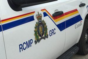 RCMP Crest Logo Vehicle