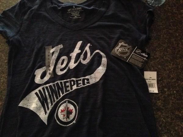 Winnipeg Jets Spelling