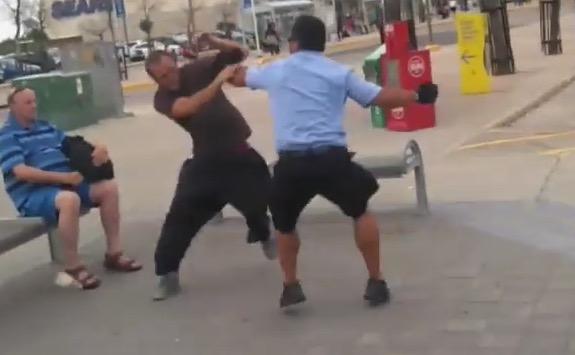 Winnipeg Transit Assault