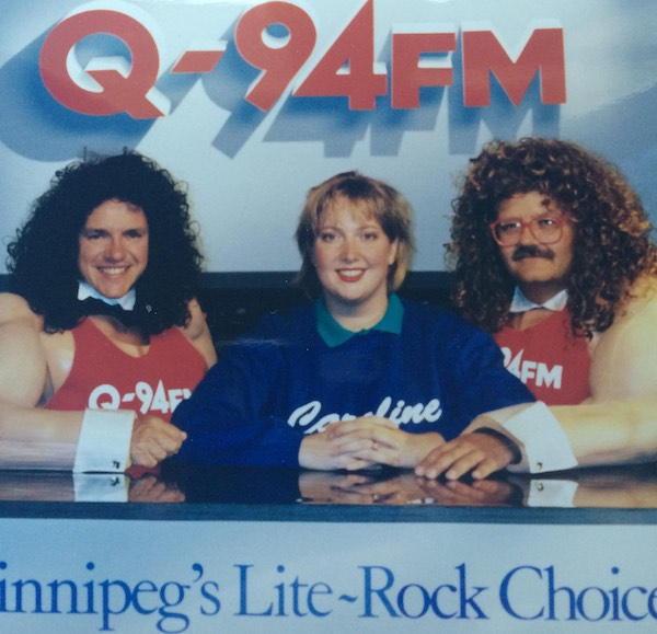 Caroline Hunter - Q-94 FM
