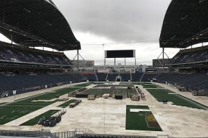 Investors Group Field - NHL Heritage Classic