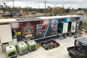 NHL Ice Truck